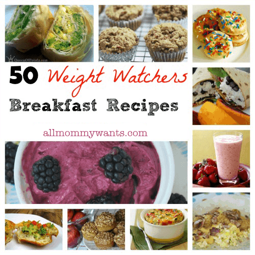 50 Weight Watchers Breakfast Recipes