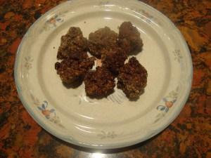 Recipe: Mom's Vegetarian Meatballs
