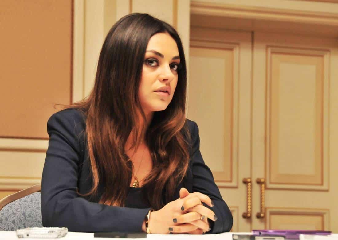 More Reasons To Love Mila Kunis (interview) #disneyozevent