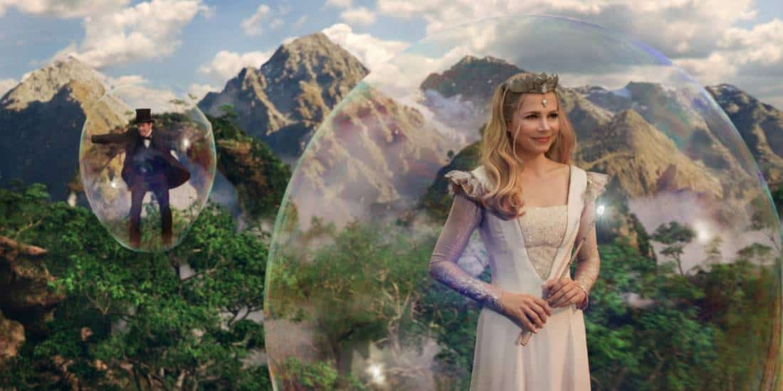 My Interview With Actress Michelle Williams For Oz: The Great And Powerful