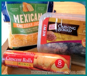 Recipe Corner – Pulled Pork Crescents
