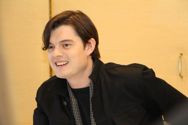 Exclusive: Sam Riley (diaval) Talks About His First Blockbuster Maleficent