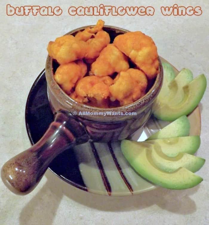 Gluten Free Vegan Buffalo Wings 4 Pp