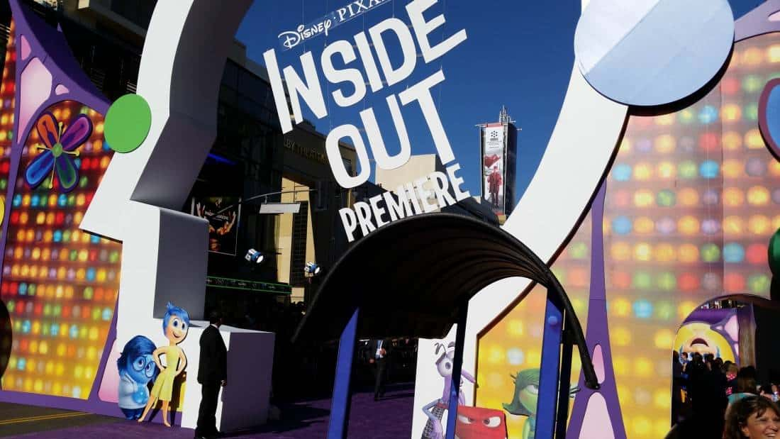 I Was There! Walking The Red Carpet For Disney/pixar's Inside Out #insideoutevent