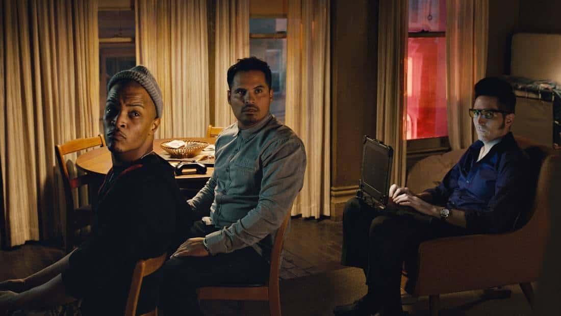 "Ant-man's Michael Pena, T.i. & David Dastmalchian On Becoming ""the Antourage"""