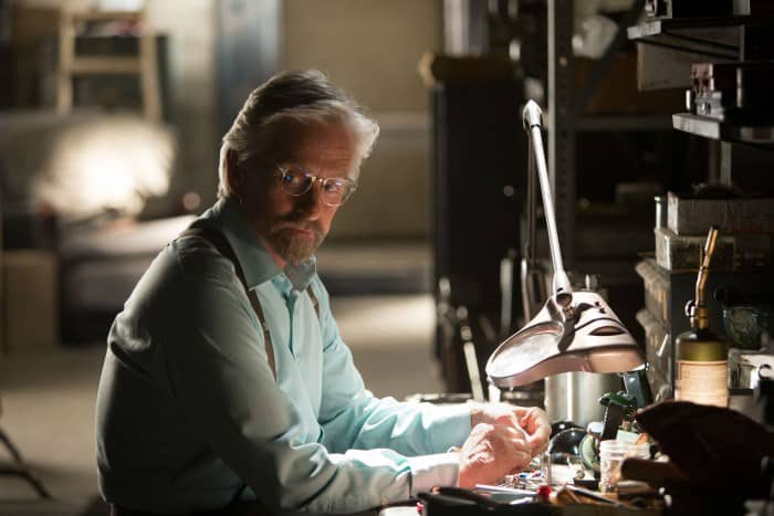 Interview: Michael Douglas Is Not A Comic Book Guy But He Plays One In Ant-man