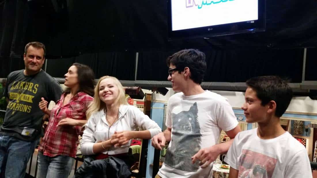 Exclusive: A Chat With Dove Cameron & The Cast Of Liv & Maddie & The Time Dove Was Stabbed (season 3 Premieres 8/16)