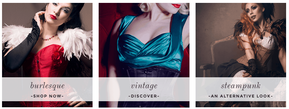 Let's Talk Corsets! Cosplay, Halloween, Steampunk @corsetsuk (review)