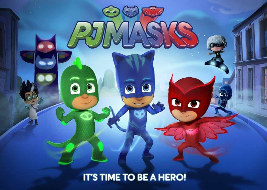 Pj Masks New Episodes And Printables Plus A New App