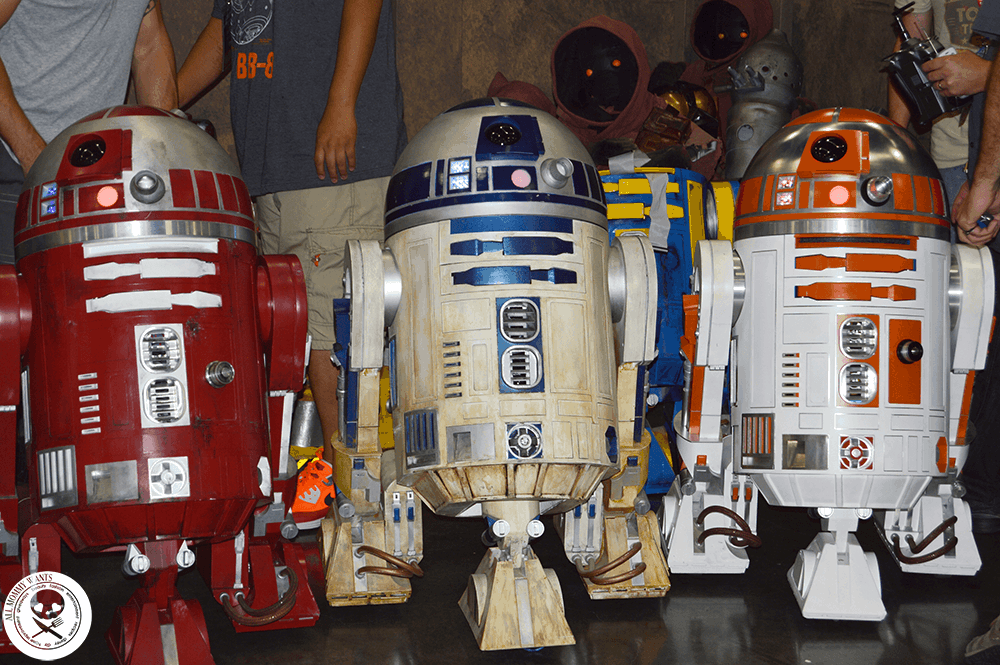 It Was A Star Wars Kind Of Weekend At Rose City Comic-con 2015