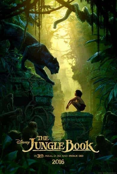 New: The Jungle Book: Movie Trailer! Starring Bill Murray, In Theaters April 2016