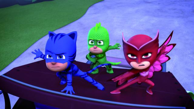 Parents Of Preschoolers – Get Ready For The New Disney Jr Animated Series Pj Masks Sept 18