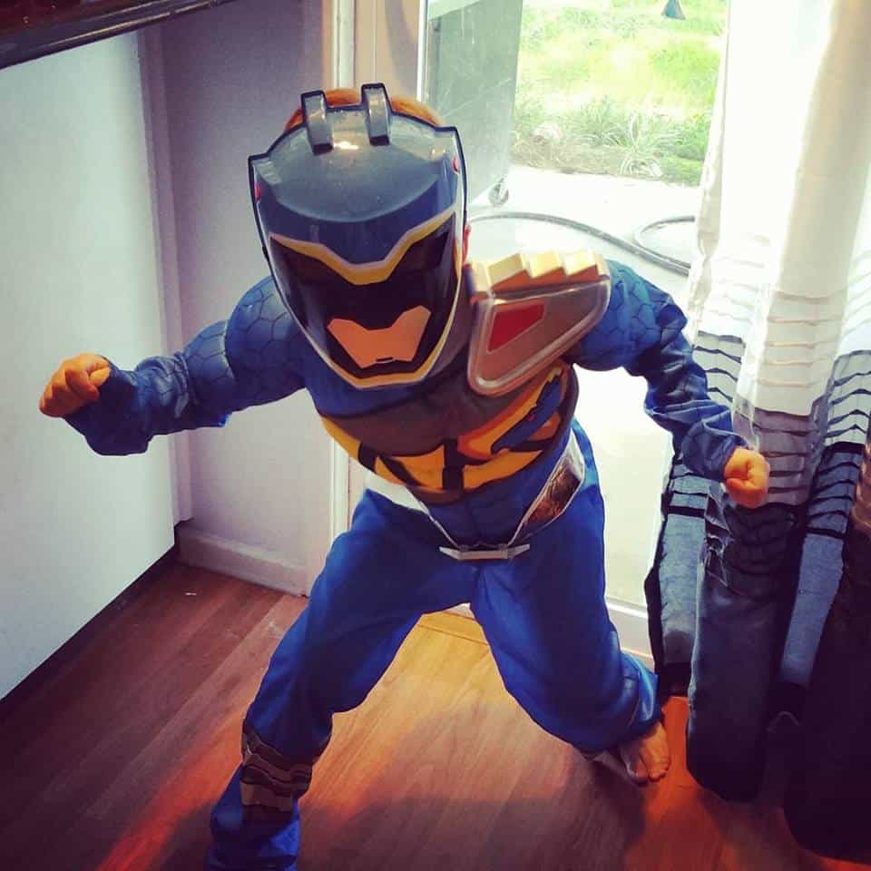 Power Ranger Costumes For Halloween! From Costume Express