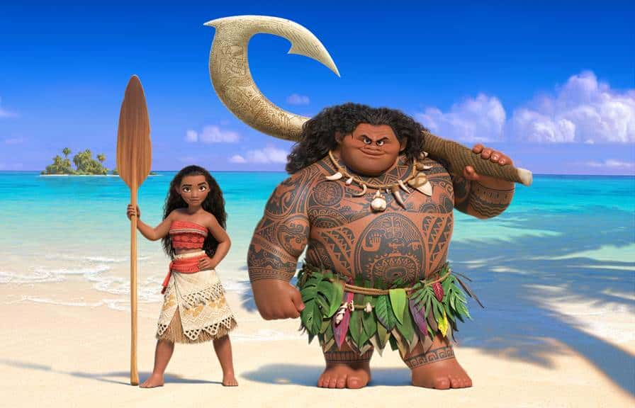 Disney News: 14 Year Old Newcomer Auli'i Cravalho Cast As The Voice Of Moana