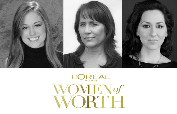 3 L'oreal Women Of Worth Recipients Who Dedicate Their Lives To Supporting Our Troops
