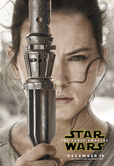 New: Star Wars: The Force Awakens Character Posters #theforceawakens