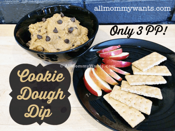 Cookie Dough Dip Weight Watchers – Freestyle Points Per Serving