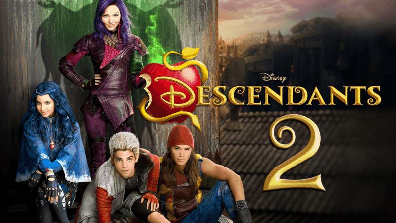 Descendants Fans – Sequel Announced & Cast To Be At Disneyland Sat Oct 17