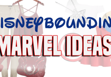 Disneybounding – Marvel Character Ideas!