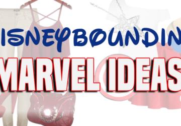 Disneybounding – Marvel Character Ideas!