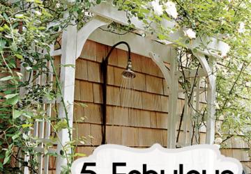 Five Fabulous Ideas For Reviving Your Backyard