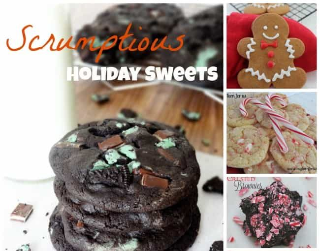 Holiday Recipe Roundup: 10 Scrumptious Sweets