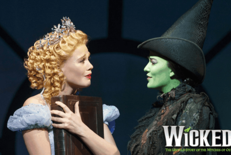I Introduced My 5 Year Old Son To Wicked Last Night – See It At Keller Through 8/23 #broadwaypdx