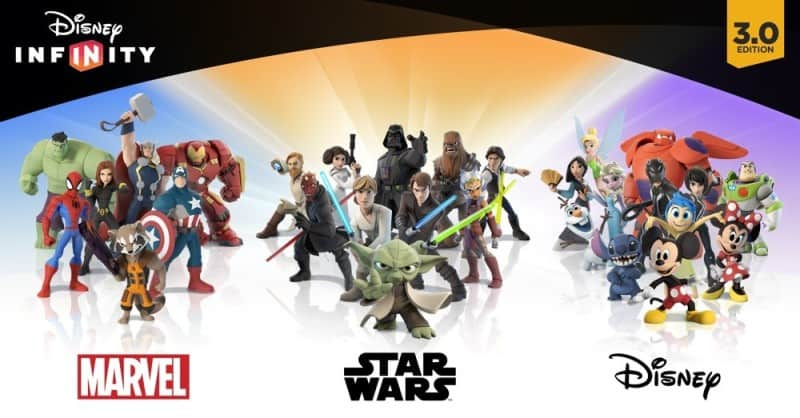 Pre-order Now! Disney Infinity 3.0 Featuring Characters From Inside Out, Star Wars, And More!