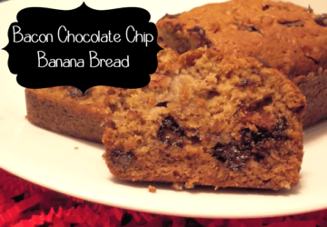 Recipe: Bacon Chocolate Chip Banana Bread