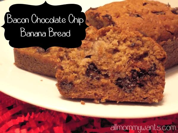 Recipe: Bacon Chocolate Chip Banana Bread