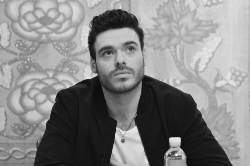Richard Madden Shows Us How To Be A Prince In Cinderella (exclusive Interview/photos)