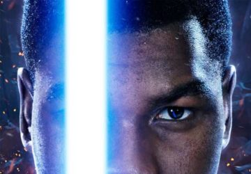 John Boyega On Lightsabers And The Thrill Of Being Finn In 'star Wars: The Force Awakens' #starwarsevent