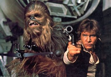 #starwarsevent My Fondest Star Wars Memory And A Huge Secret Revealed….