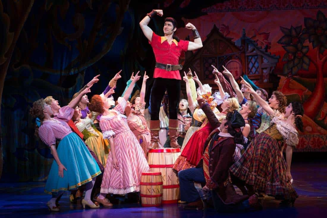 Beauty And The Beast At Keller Auditorium Was Everything A Broadway Performance Should Be #pdx