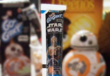 "After School Snack Idea – Star Wars: The Force Awakens ""dark Side"" Munchie Mix And Go-gurt! #awakenyourtastebuds"