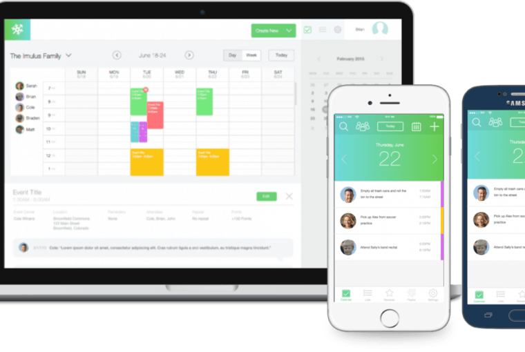 Organize Your Family In A Simple App – Try Flayk