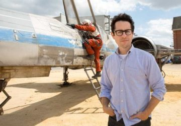 "J.j. Abrams Interview: ""taking On Star Wars: The Force Awakens Was Intimidating"" #starwarsevent"