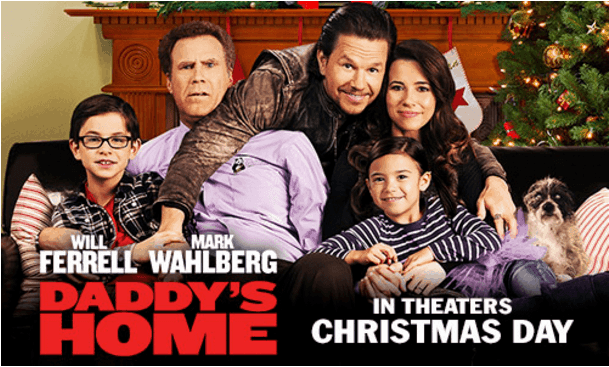 That Time My Daughter Was More Mature Than I Was & See 'daddy's Home' In Theaters Christmas Day