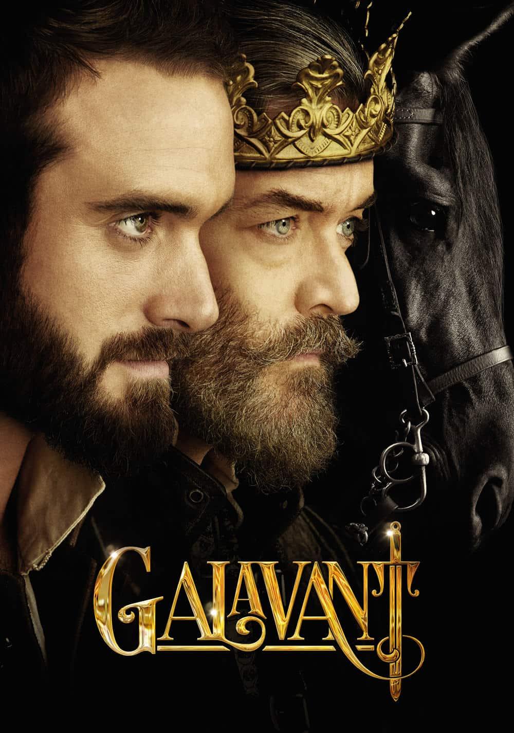 Galavant Season 2! An Interview With Timothy Omundson, Dan Fogelman, & Kat Likkel #galavant