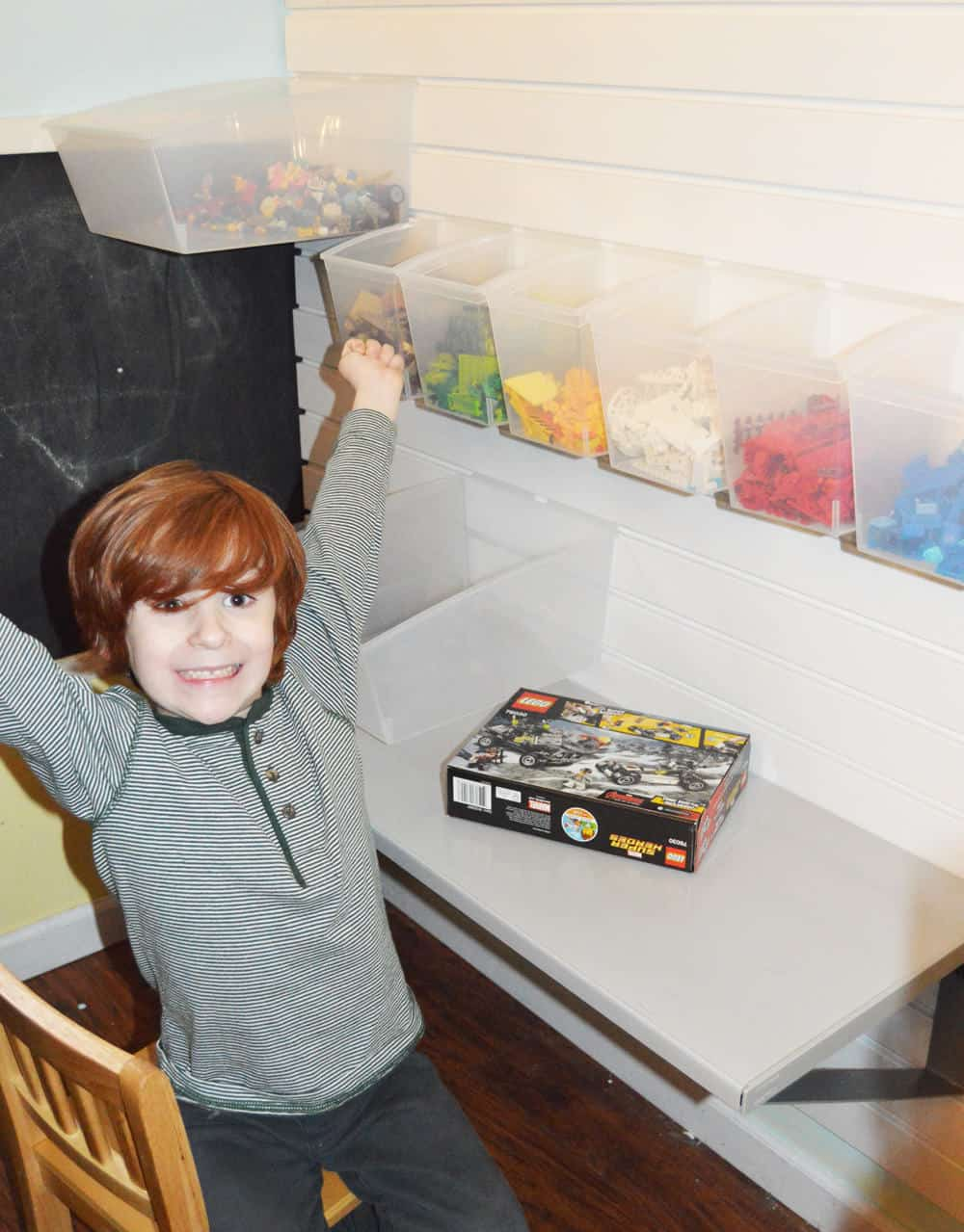 Let's Build A Lego Corner! How To Make A Perfect Play Area In 30 Minutes