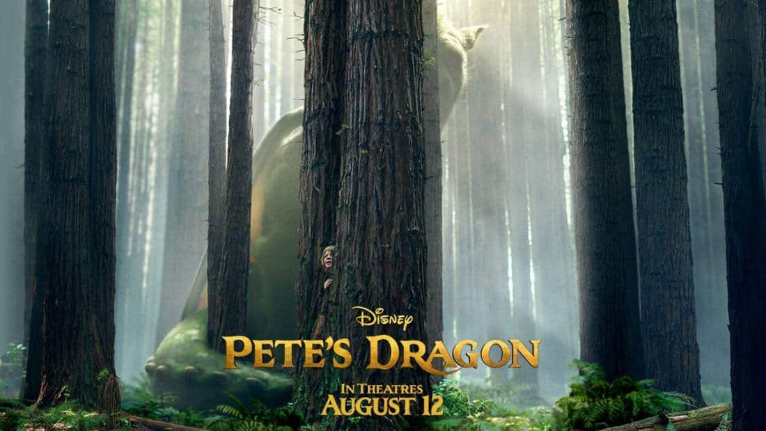 First Look At The New Trailer For Disney's Pete's Dragon