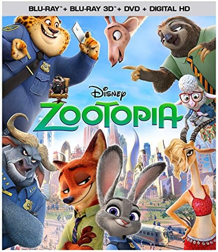 That Time I Voiced A Disney Character In Zootopia