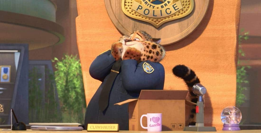 Renato Dos Anjos And Chad Sellers, The Leads Behind Disney's Zootopia