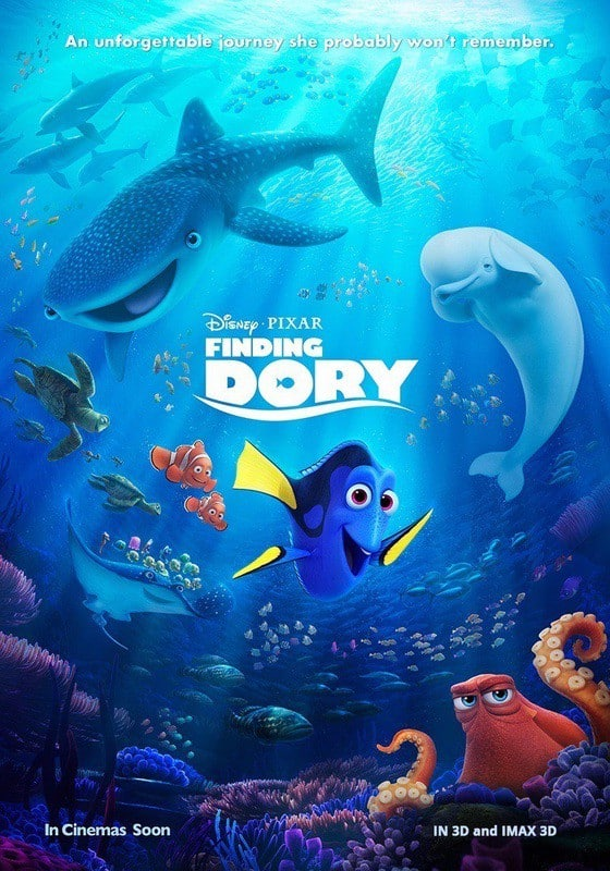 Who's Hank? Learn About The Latest Finding Dory Character