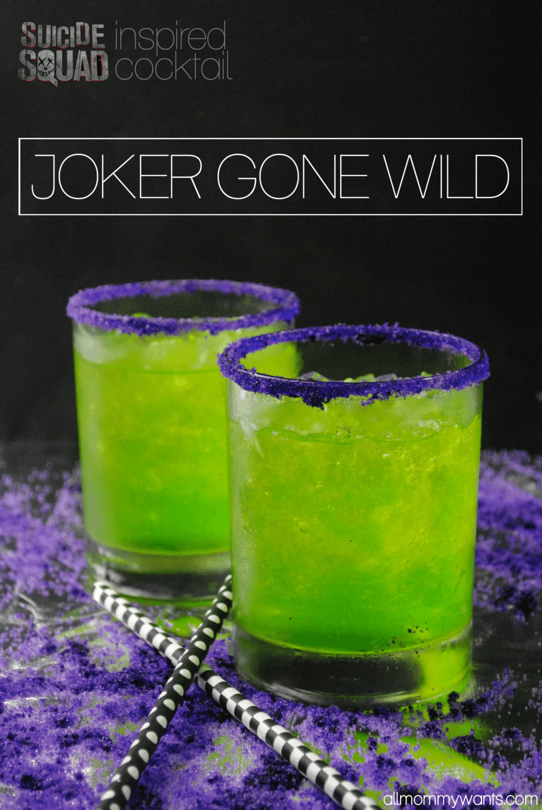 Joker Gone Wild | Green St Patrick's Day Drink Recipes You Must Try