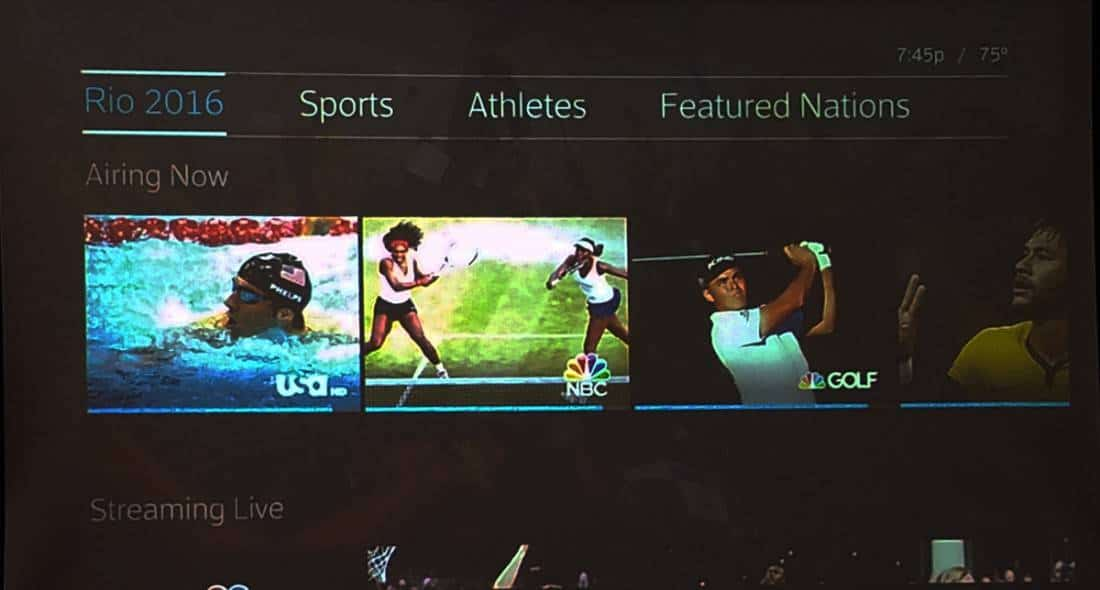 Ready For Rio? Xfinity & 2016 Olympics: Every Minute, Every Medal Every Screen