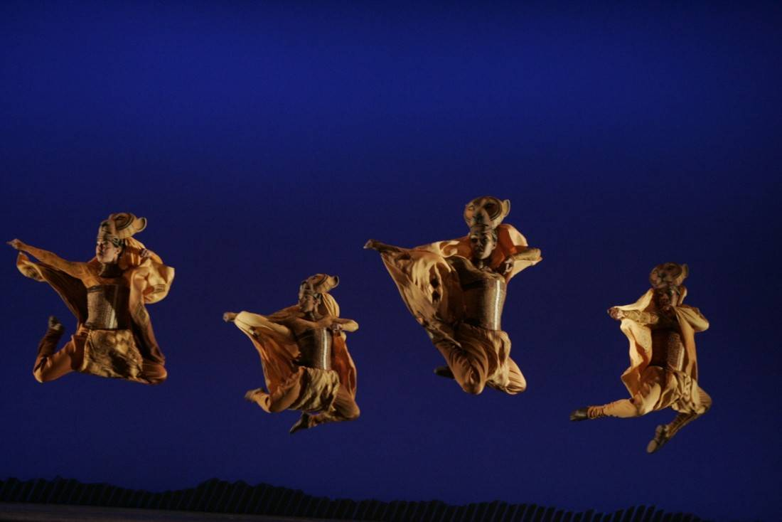 The Lion King (at Keller Through Sept 4) Is A Feast For The Senses