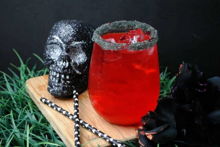 The Red Woman Cocktail - Game of Thrones