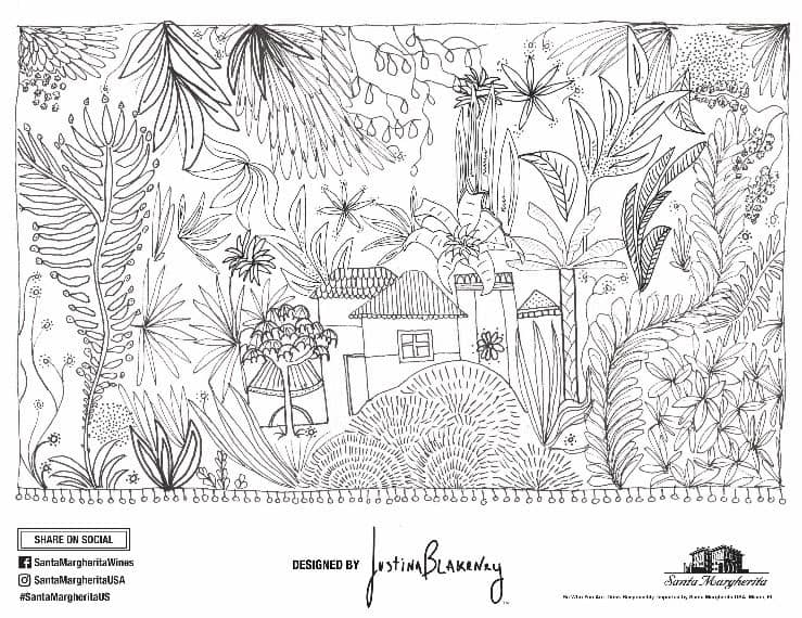 Printables: Adult Coloring Pages