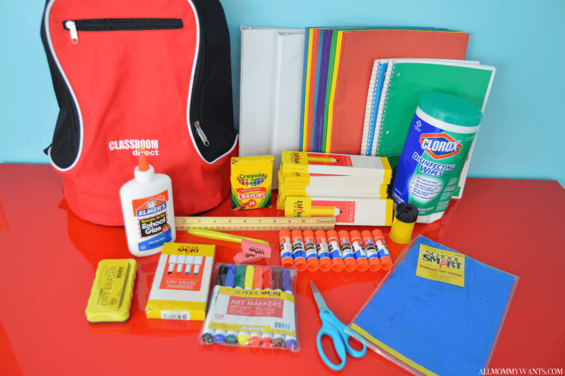 The Importance Of Extra School Supplies #givingbackpacks